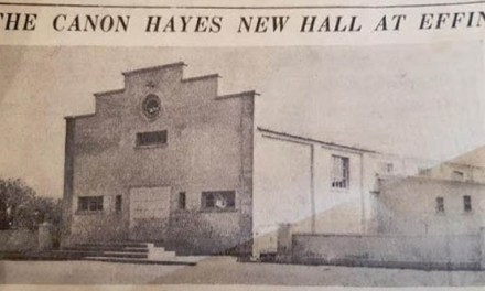The Opening of Effin Hall 1958