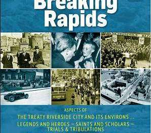The Breaking Rapids a publication by Joe Coleman
