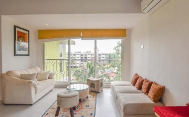 Goa-Artsy Luxury Penthouse in Candolim 10
