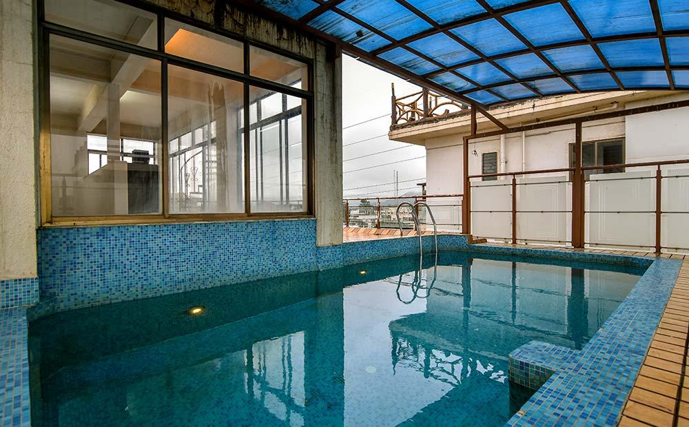 Lonavala-Marina Royal Villa Rooftop Pool 2