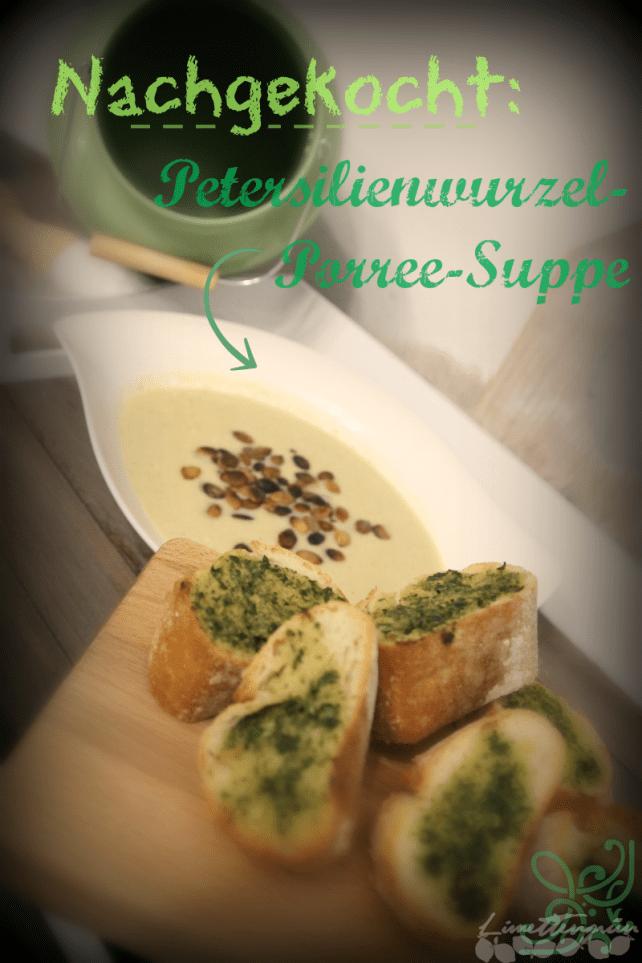 Nachgekocht-Petersilie-Porree-Suppe