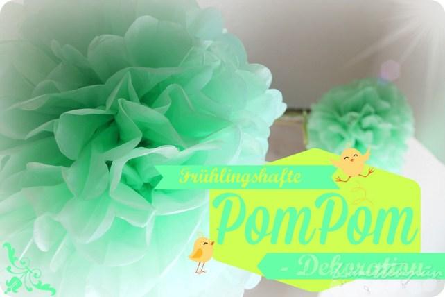 PomPom-Deko