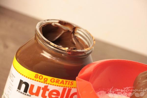 Food: selbstgemachter Nutella-Likör