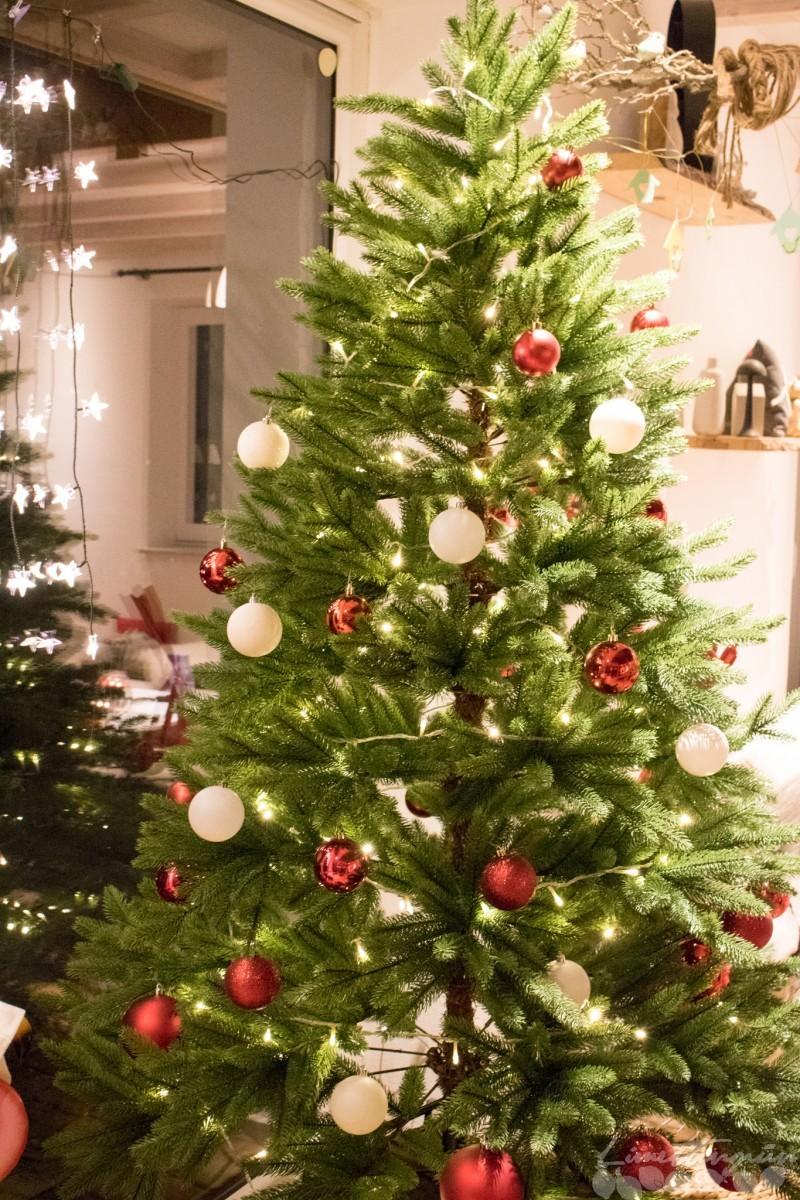 weihnachtsbaum schmcken weihnachtsbaum schmcken - Christbaum Schmucken Beispiele