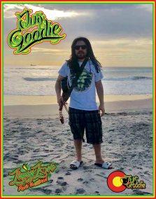 Jus Goodie Limey Love heARTwork TShirt