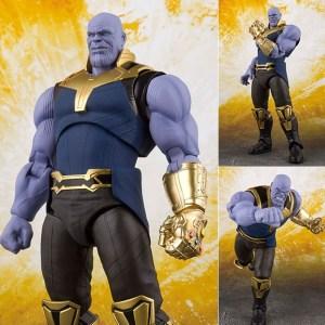 S.H.Figuarts Thanos Avengers Infinity War