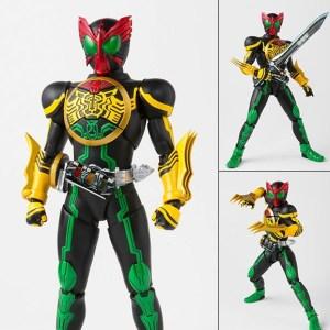 S.H.Figuarts (Shinkocchou Seihou) Kamen Rider OOO TaToBa Combo