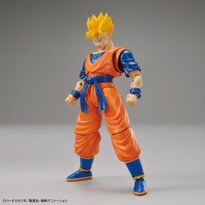 "Figure-rise Standard Ultimate Son Gohan Plastic Model ""Dragon Ball Z"" Bandai"