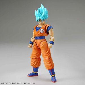 BANDAI FIGURE-RISE STANDARD SUPER SAIYAN GOD SUPER SAIYAN SON GOKU (RENEWAL VER.) Dragon Ball Z