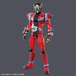 """Figure-rise Standard Kamen Rider Geiz Plastic Model """"Kamen Rider Zi-O"""" (Zio) Bandai"""