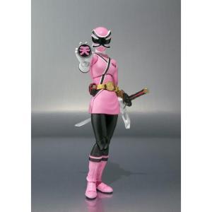 [MIB] S.H. Figuarts Samurai Sentai Shinkenger Shinken Pink Tamashii Web Exclusive