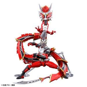 1/12 Figure-rise Standard Kamen (Masked) Rider Ryuki Bandai Model Kit