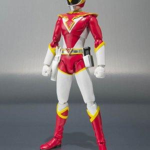 S.H. Figuarts – Chojin Sentai Jetman Red Hawk – Tamashii Nations Bandai