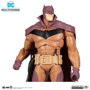 McFarlane Toys – DC Comics Multiverse 7 Inch Action Figure #046 Batman (Red Edition)