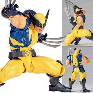 Figure Complex Amazing Yamaguchi No.005 Wolverine – Kaiyodo Revoltech X-Men Xmen Marvel