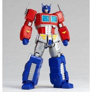 Transformers Optimus Prime – Figure Complex – Amazing Yamaguchi No.014 Convoy – Kaiyodo Revoltech