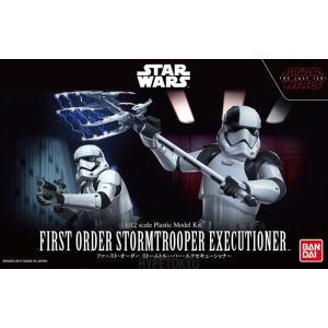 Star Wars 1/12 First Order Storm Trooper Executioner – Bandai Model Kit