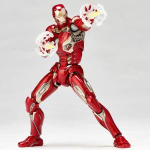 Figure Complex Movie Revo Revoltech No.004 – Iron Man Mark 45 (XLV ) KAIYODO