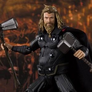 Avengers Endgame : S.H.Figuarts Thor (Exclusive) TAMASHII NATIONS BANDAI MARVEL