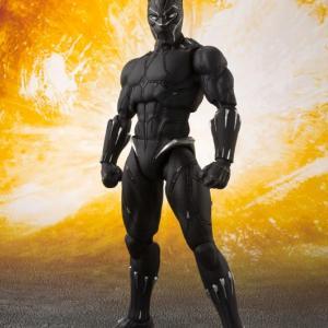 (BIB/A) S.H. Figuarts Black Panther Avengers Infinity War [Tamashii Web Exclusive] Bandai Marvel