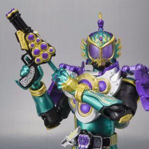 (BIB/A) S.H.Figuarts Kamen Rider Gaim Ryugen Grape Arms (Budou) Bandai Tamashii Nations