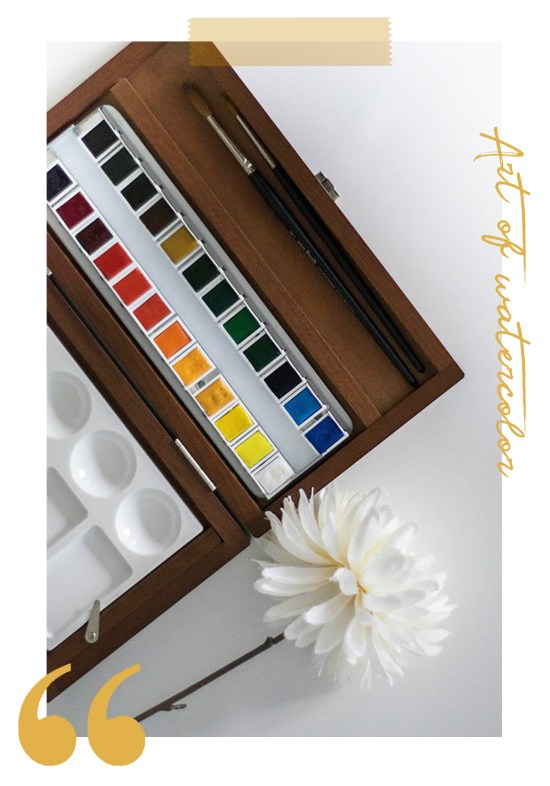 palette watercolor