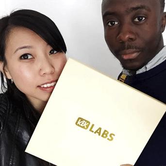 Kim Nguyen & Kofi Ansah - Founders of K&K Lab