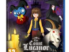 count lucanor for ps4 cover