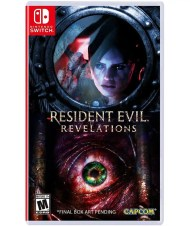 resident evil revelations collection nintendo switch Cover