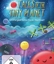 tales of the tiny planet nintendo switch Cover