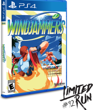 windjammers for ps4 cover
