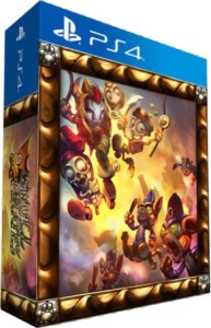 SkullPirates Kickstarter PS4 PS Vita Cover