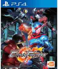 kamen rider climax fighters ps4 cover