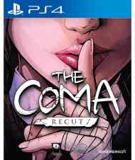 the coma recut ps4 cover