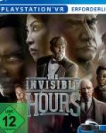 the invisible hours psvr ps4 cover gamestop exclusive