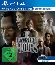 the invisible hours gamestop exclusive psvr ps4 cover