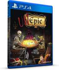 unepic standard edition play-asia.com exclusive physical ps4 cover