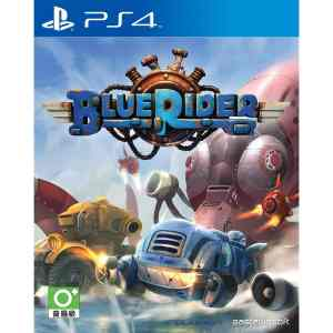 blue rider standard edition play asia.com ps4 cover