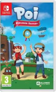 poi explorer edition alliance digital media nintendo switch cover