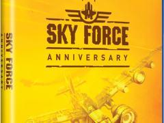 sky force anniversary limitedrungames.com ps4 cover