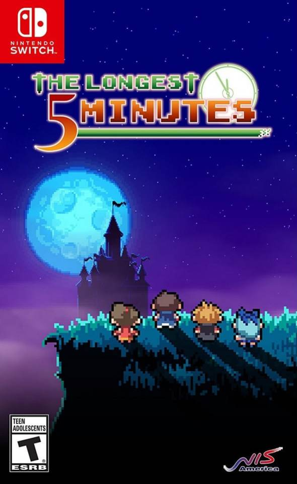 the longest five minutes nis america nintendo switch cover