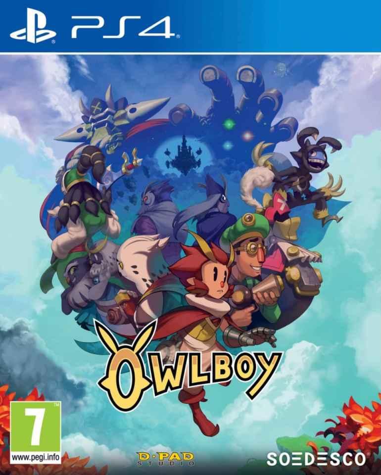 owlboy soedesco d-pad studio ps4 nintendo switch cover