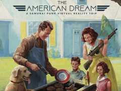 the american dream samurai punk playstation 4 vr cover play-asia.com