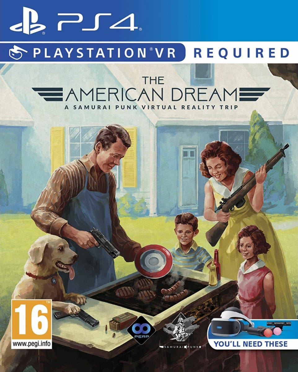 List Of Physical Psvr Games Playstation Vr Limited Game News Ps4 Bravo Team Aim Controller Region 3 English The American Dream Samurai Punk 4 Cover Play Asiacom