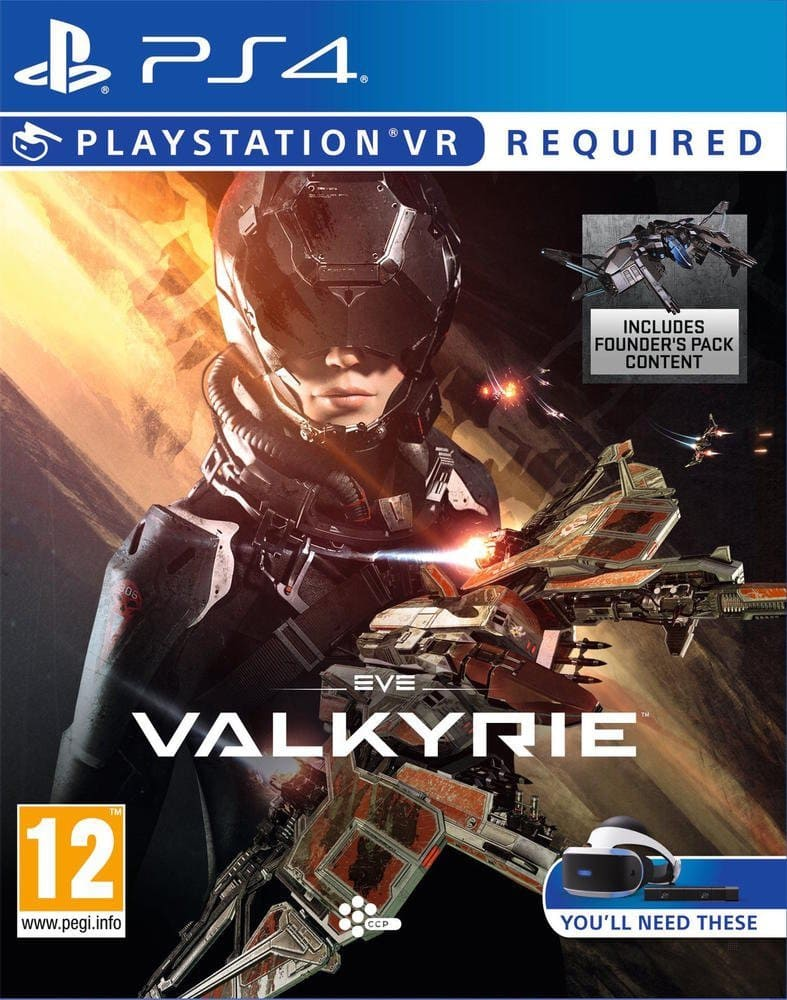 List Of Physical Psvr Games Playstation Vr Limited Game News Ps4 Bravo Team Aim Controller Region 3 English Eve Valkyrie Cover