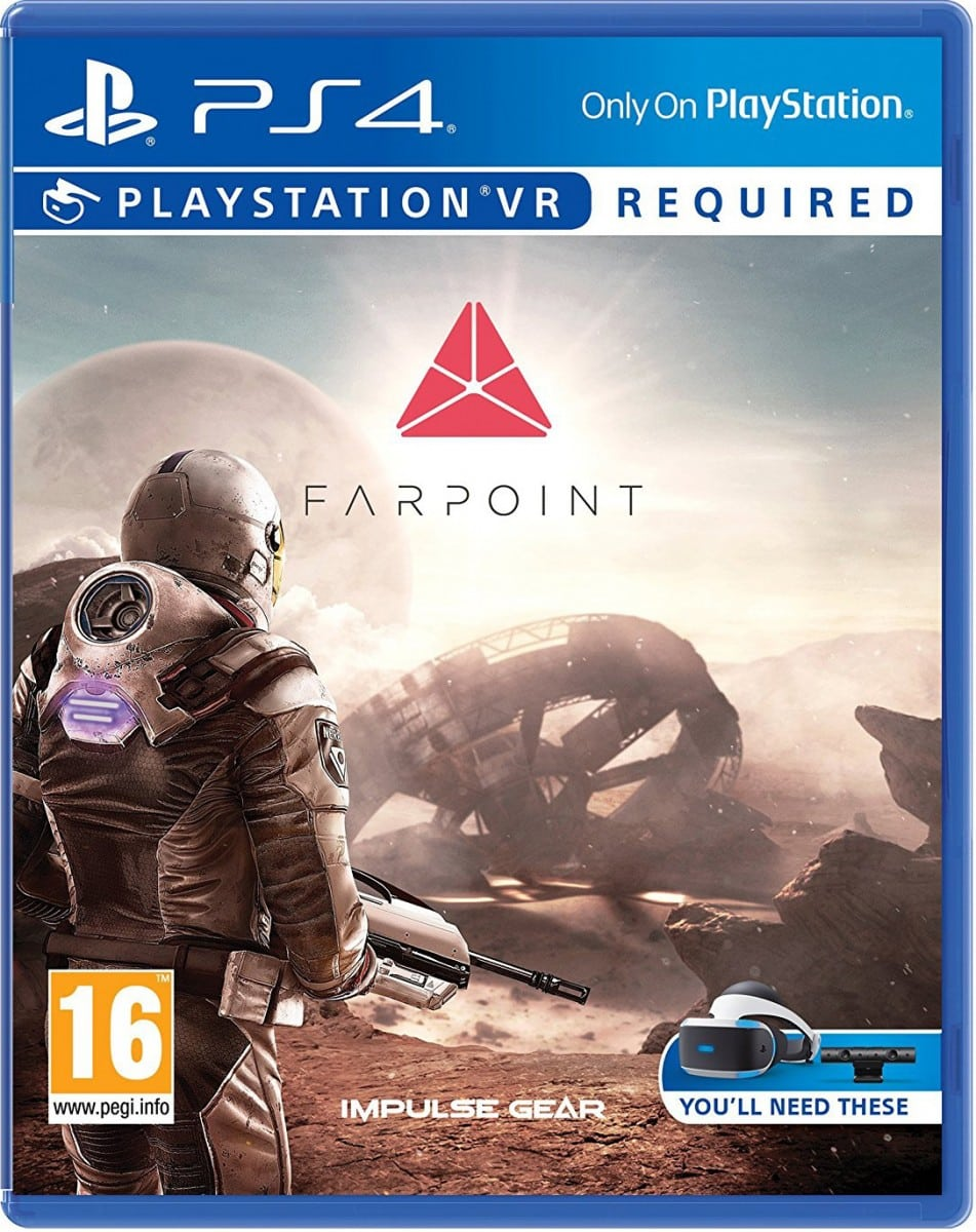 List Of Physical Psvr Games Playstation Vr Limited Game News Tekken 7 Collector Edition Ps4 Farpoint Impulse Gear Cover