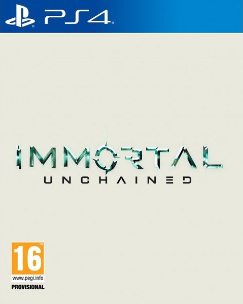 immortal unchained sold out software ps4 cover