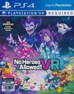 no heroes allowed vr ps4 psvr cover