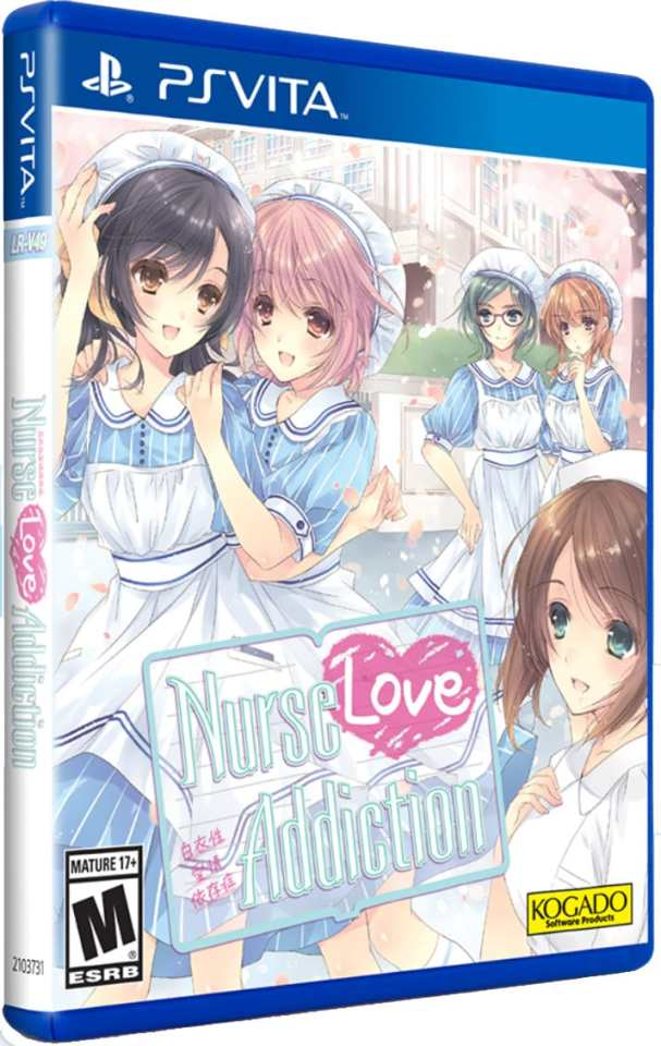 nurse love addiction limitedrungames.com ps vita cover