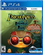 psychonauts in the rhombus of ruin ps4 psvr cover